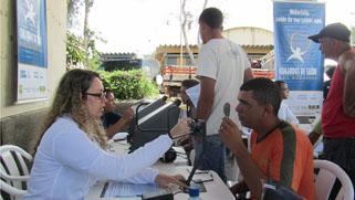 Projeto leva mais saúde a caminhoneiros no agreste pernambucano