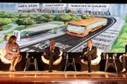 Medidas anticorrupção são debatidas por empresários do transporte