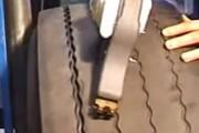 Proposta proíbe frisagem de pneus