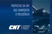CNT apresenta demandas do setor de transporte para os candidatos à Presidência da República