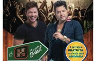 Sest Senat comemora os 20 anos de atuação com show da dupla Alan e Alex em Recife