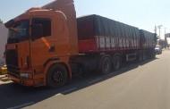 Polícia apreende caminhão no Ceará com R$ 2 milhões em roupas falsas
