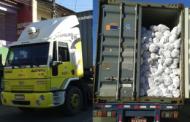 Carga de tecidos avaliada em R$ 1,2 mi da Paraíba é recuperada em Fortaleza