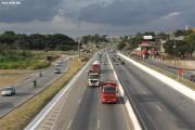 Fluxo em rodovias privadas cai 0,4% em novembro