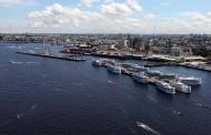 Movimentação de cargas em portos brasileiros cresce 4,3% em 2014