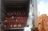 Polícia recupera carga roubada avaliada em R$ 2,5 milhões no Ceará