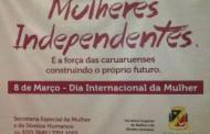 Sest Senat Caruaru (PE) teve semana intensa de comemoração do Dia Internacional da Mulher