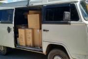 Presos policial e outro homem suspeitos de desviar carga no Recife