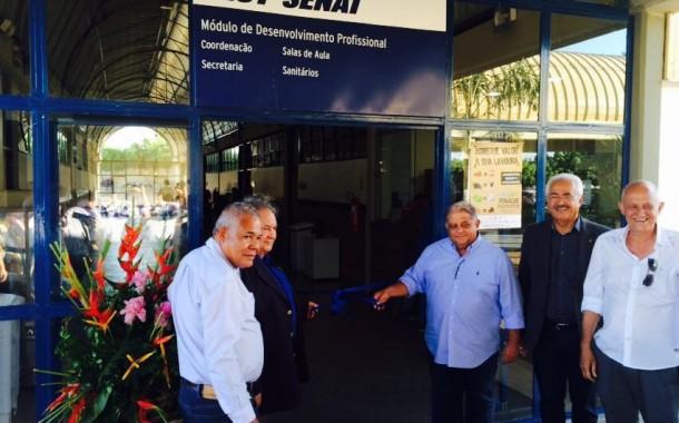 Fetracan participa de inauguração de novas instalações do Sest Senat de Petrolina – PE