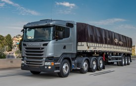 Transportadores pedem novas combinações de veículos de carga