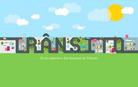 SEST SENAT está mobilizado para o Dia Nacional do Trânsito
