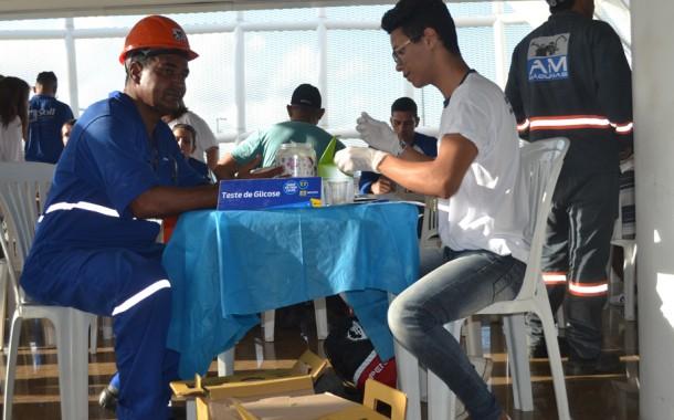 Saúde no Porto do Recife recebe Projeto  Saúde nos Portos