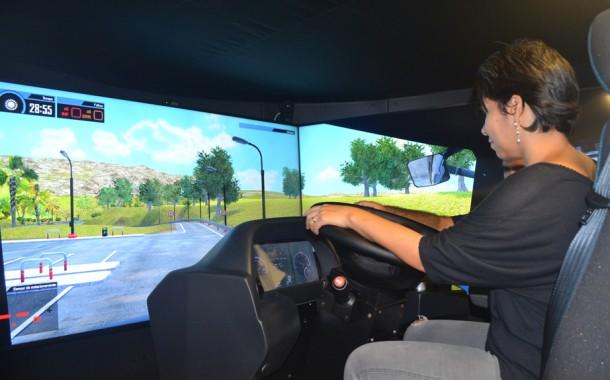 SEST SENAT lança nesta terça (14) em Maceió projeto Simulador de Direção Veicular para capacitação de motoristas profissionais