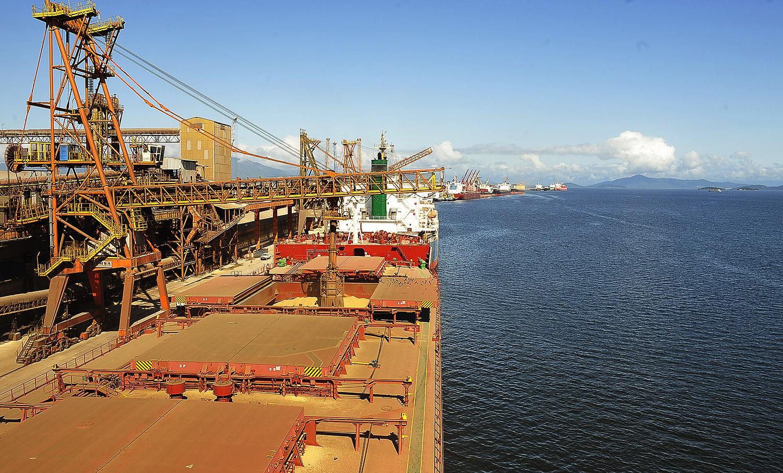 Exportações crescem 7% na primeira semana de maio