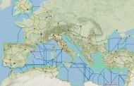 Site simula redes de transporte do Império Romano
