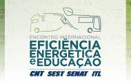 Encontro internacional debaterá eficiência energética no transporte